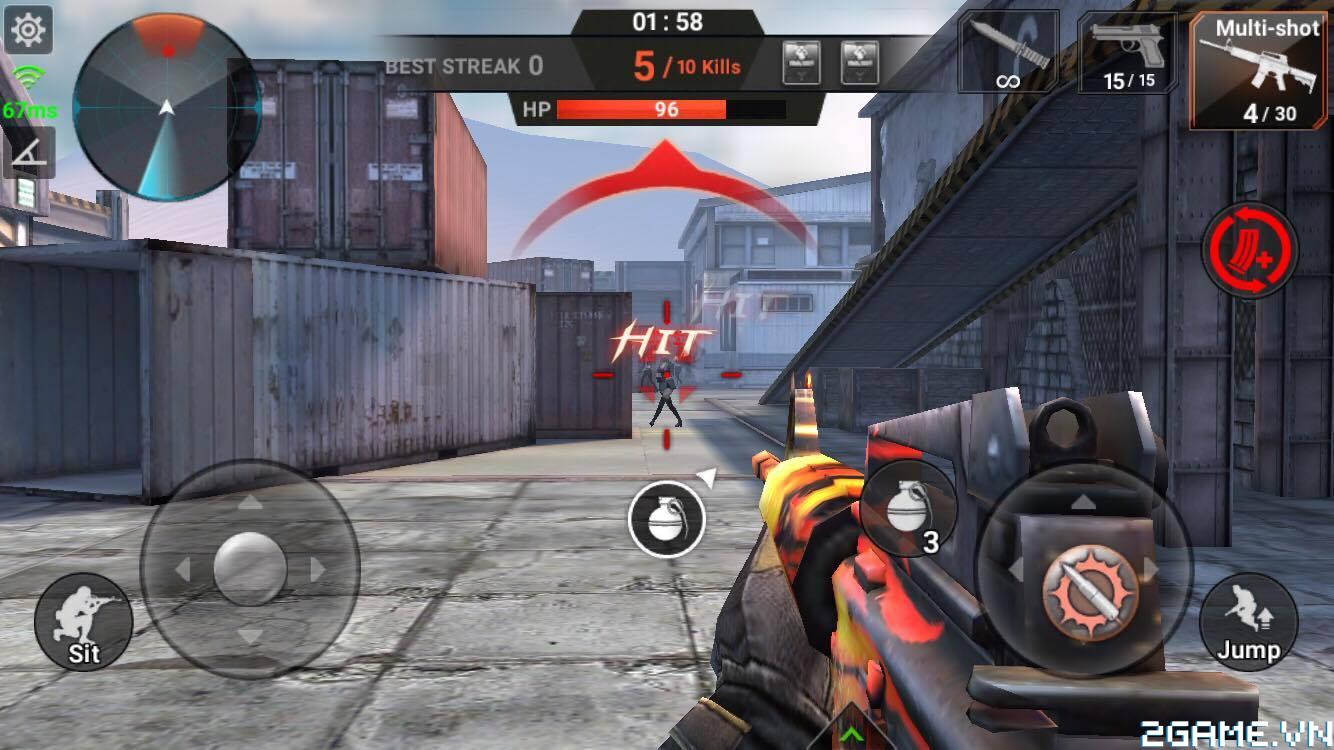 Xả đạn cùng Final Shot: Viên Đạn Cuối Cùng – FPS xứ Hàn cực hot vừa ra mắt trên mobile 3