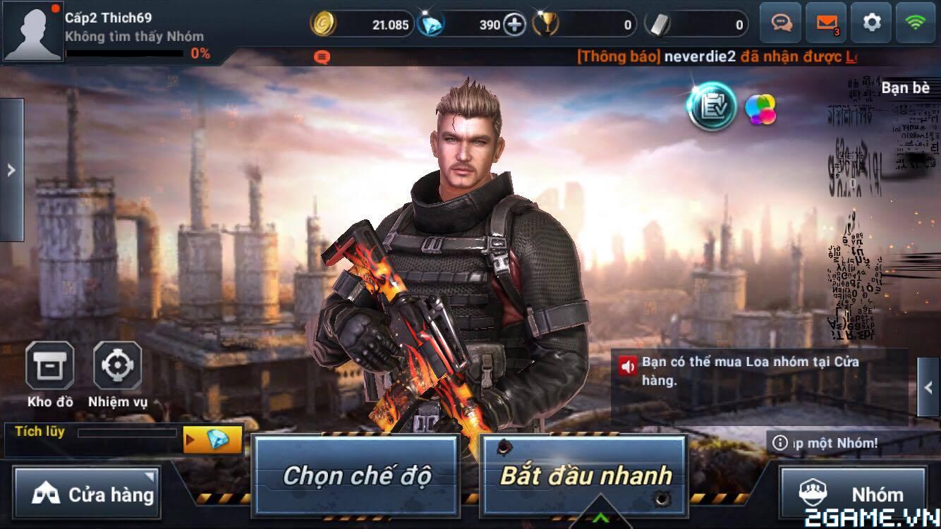 Xả đạn cùng Final Shot: Viên Đạn Cuối Cùng – FPS xứ Hàn cực hot vừa ra mắt trên mobile 5