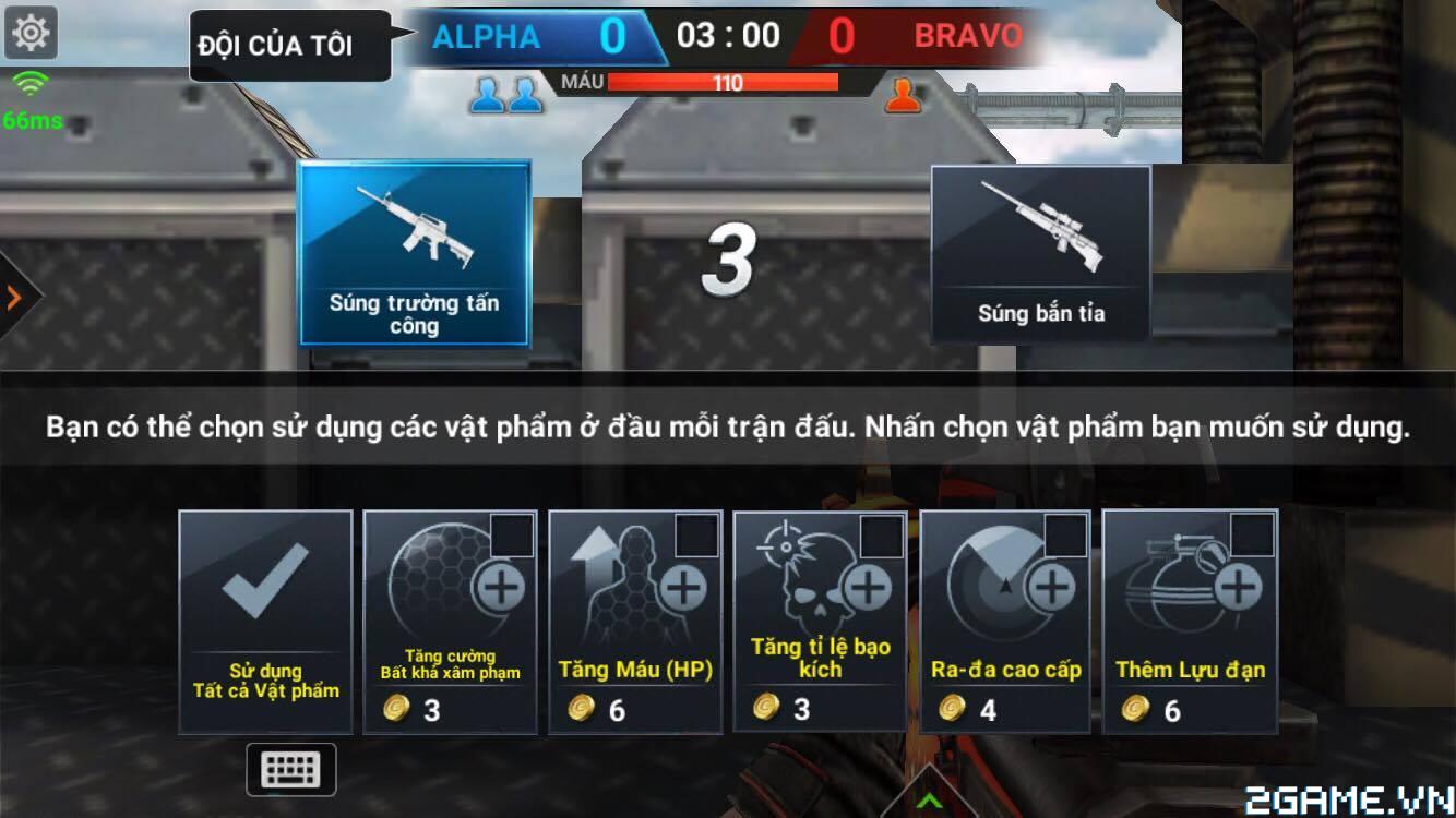 Xả đạn cùng Final Shot: Viên Đạn Cuối Cùng – FPS xứ Hàn cực hot vừa ra mắt trên mobile 6
