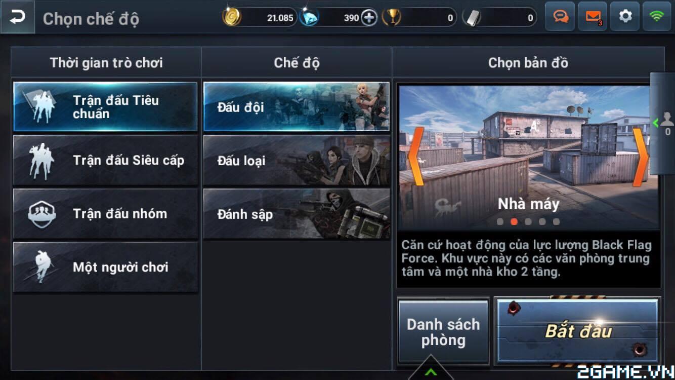 Xả đạn cùng Final Shot: Viên Đạn Cuối Cùng – FPS xứ Hàn cực hot vừa ra mắt trên mobile 11