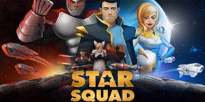 Star Squad – gMO chủ đề chinh phục vũ trụ bao la