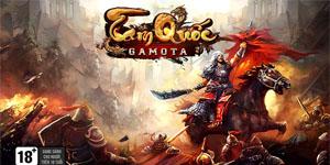 Game mobile mới Tam Quốc Gamota cập bến Việt Nam