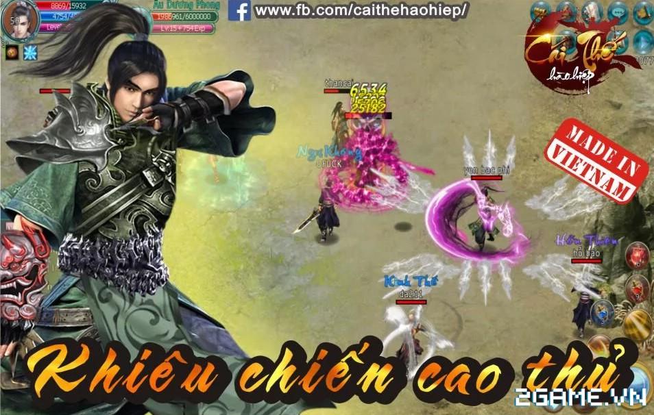 17 game online mới chuẩn bị ra mắt làng game Việt vào thời gian tới 4