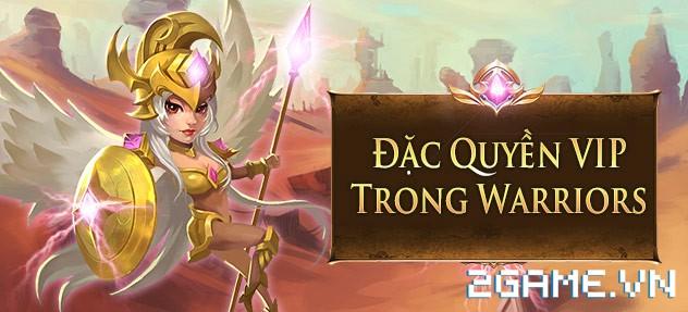 Warriors Of The World - Tìm hiểu Quyền VIP 0
