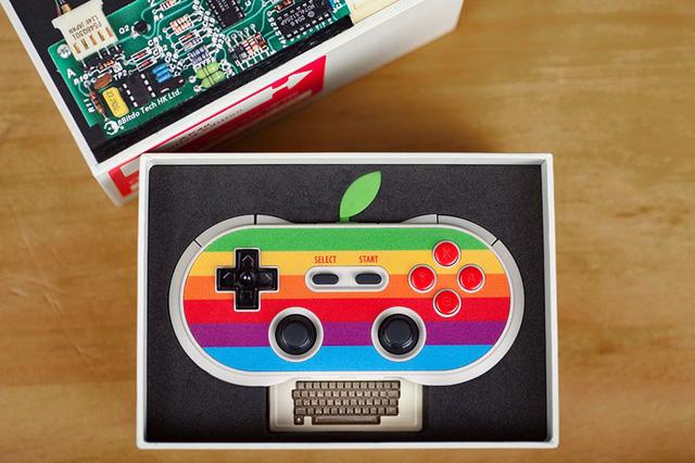 Khi tay cầm chơi game mượn ý tưởng máy tính Apple 30 năm về trước 3