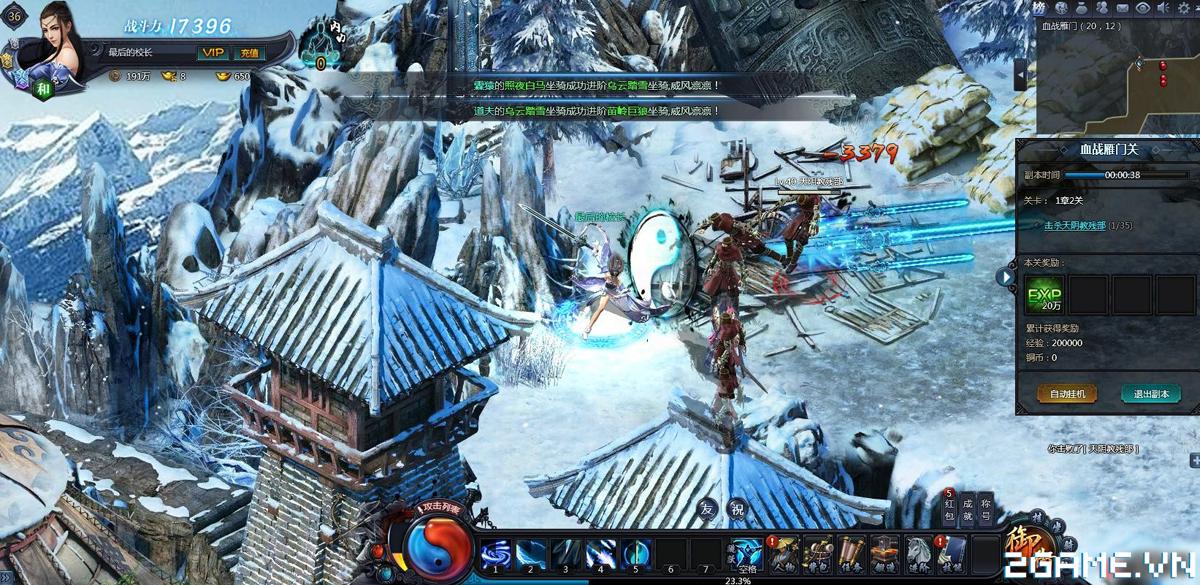 17 game online mới chuẩn bị ra mắt làng game Việt vào thời gian tới 8