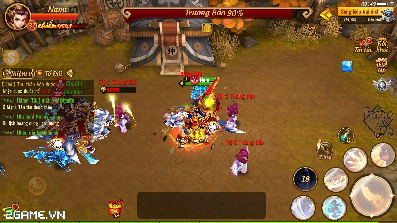 17 game online mới chuẩn bị ra mắt làng game Việt vào thời gian tới 1