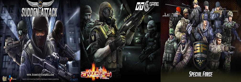 Sự thật là không có NPH Việt Nam nào vượt mặt được VTC Game trong mảng FPS cả!