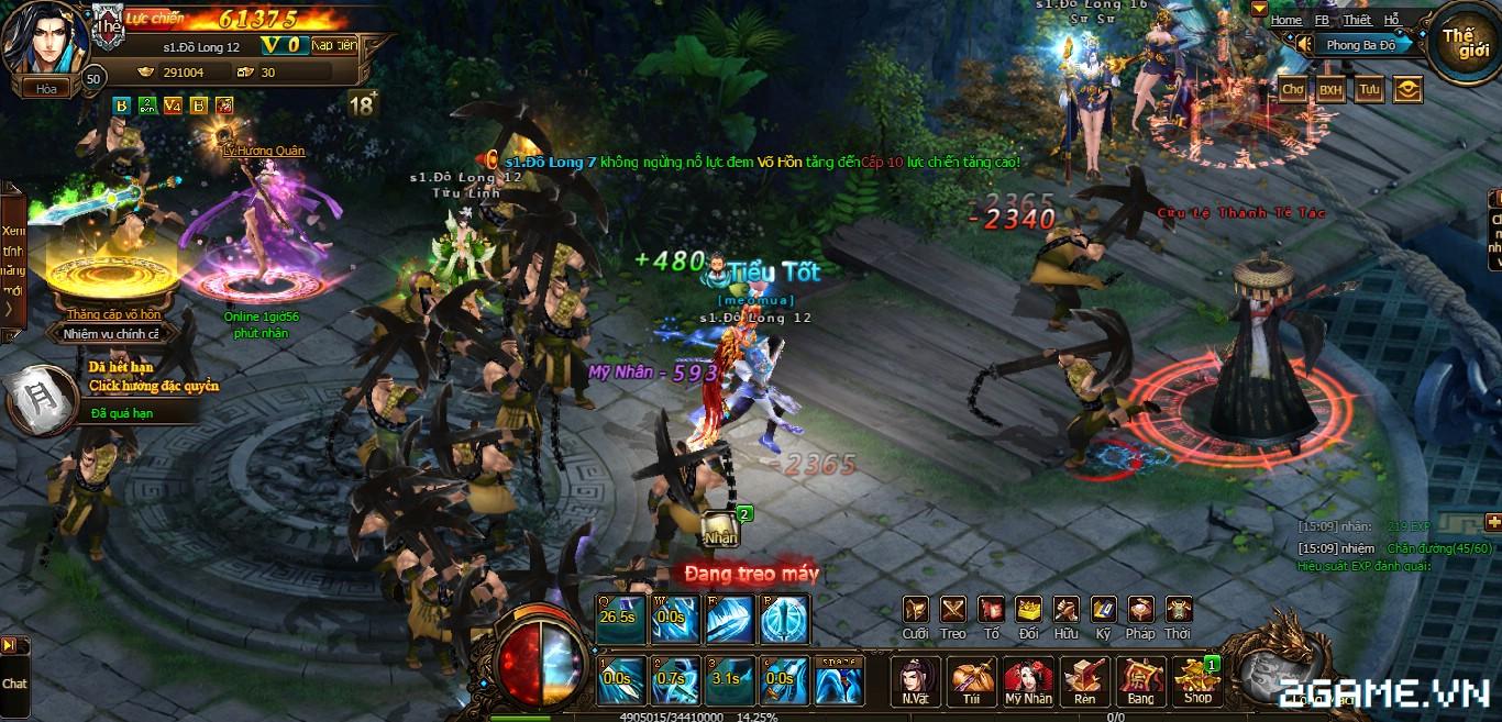 11 game online đã ra mắt thị trường Việt Nam trong khoảng nửa tháng 10/2016 4