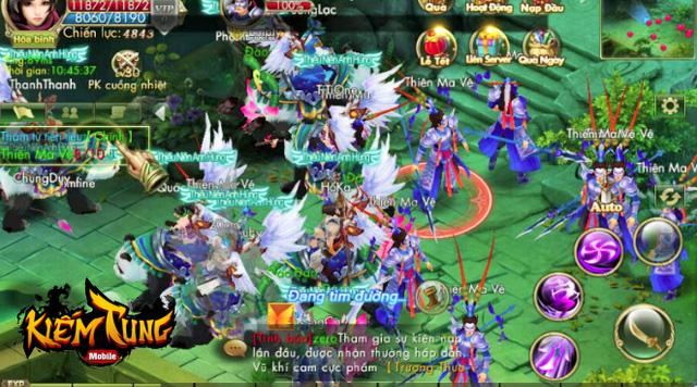 11 game online đã ra mắt thị trường Việt Nam trong khoảng nửa tháng 10/2016 1