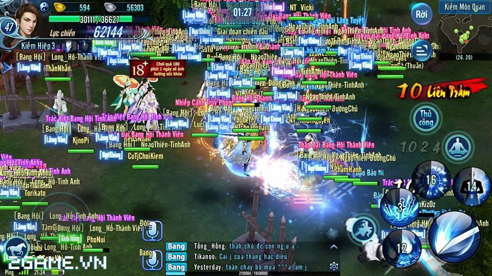 11 game online đã ra mắt thị trường Việt Nam trong khoảng nửa tháng 10/2016 0