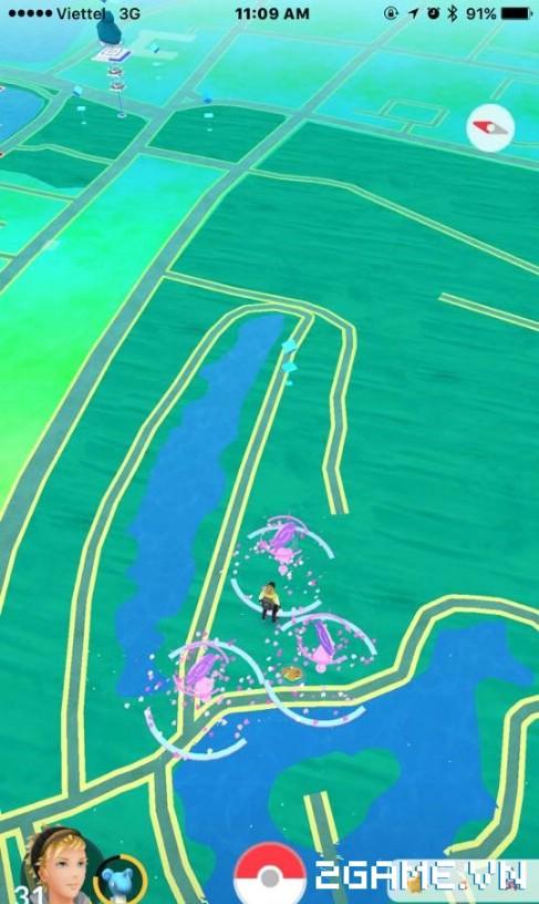 Cảm động trước nghĩa cử đẹp của game thủ Pokemon GO Hà Nội 2