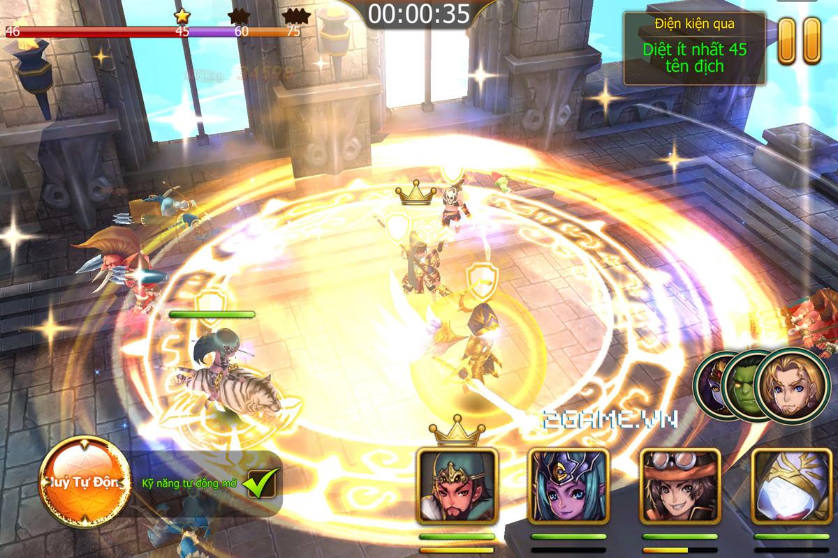 11 game online đã ra mắt thị trường Việt Nam trong khoảng nửa tháng 10/2016 7