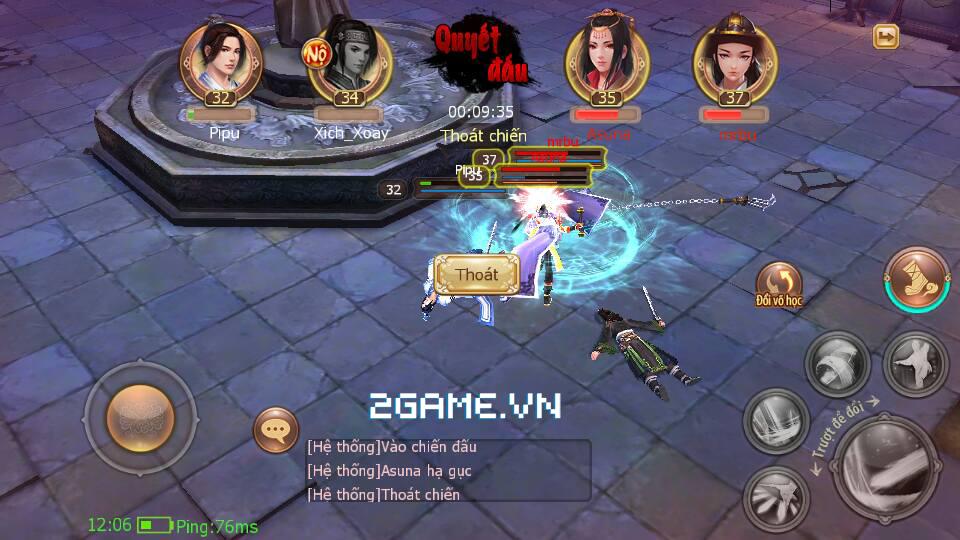 Hiện tại làng game Việt vẫn chưa có tựa gMO nào thay thế được Cửu Âm VNG