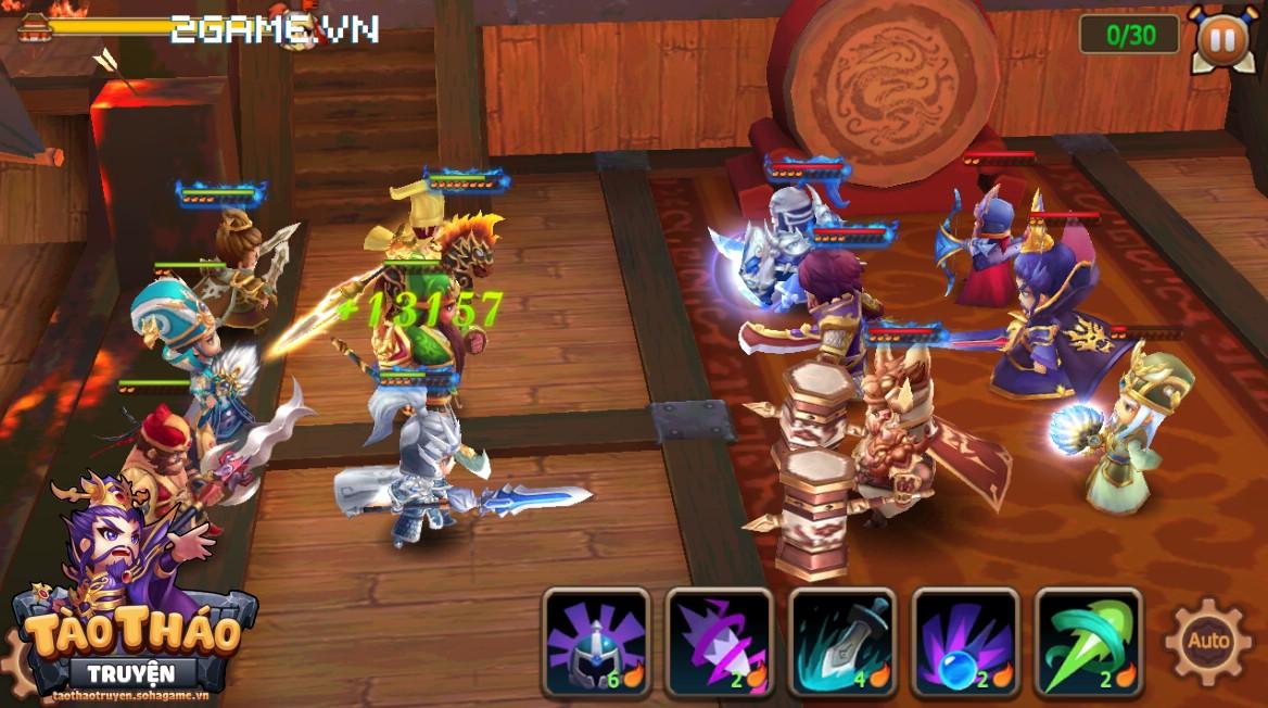 4 game online vừa đến tay game thủ Việt trong tuần 3 tháng 10/2016 1