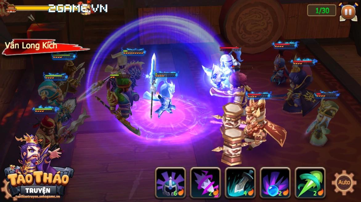 12 game online vừa cập bến làng game Việt trong tháng 10/2016 11