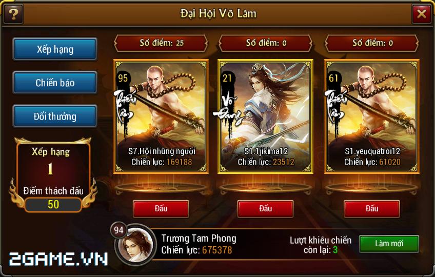 Tình Võ Lâm - Game Võ Lâm của người Việt ra mắt Ngũ Độc phái 2