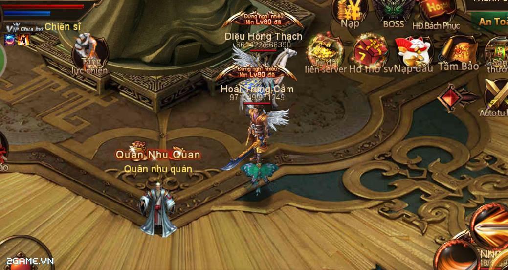 12 game online vừa cập bến làng game Việt trong tháng 10/2016 5