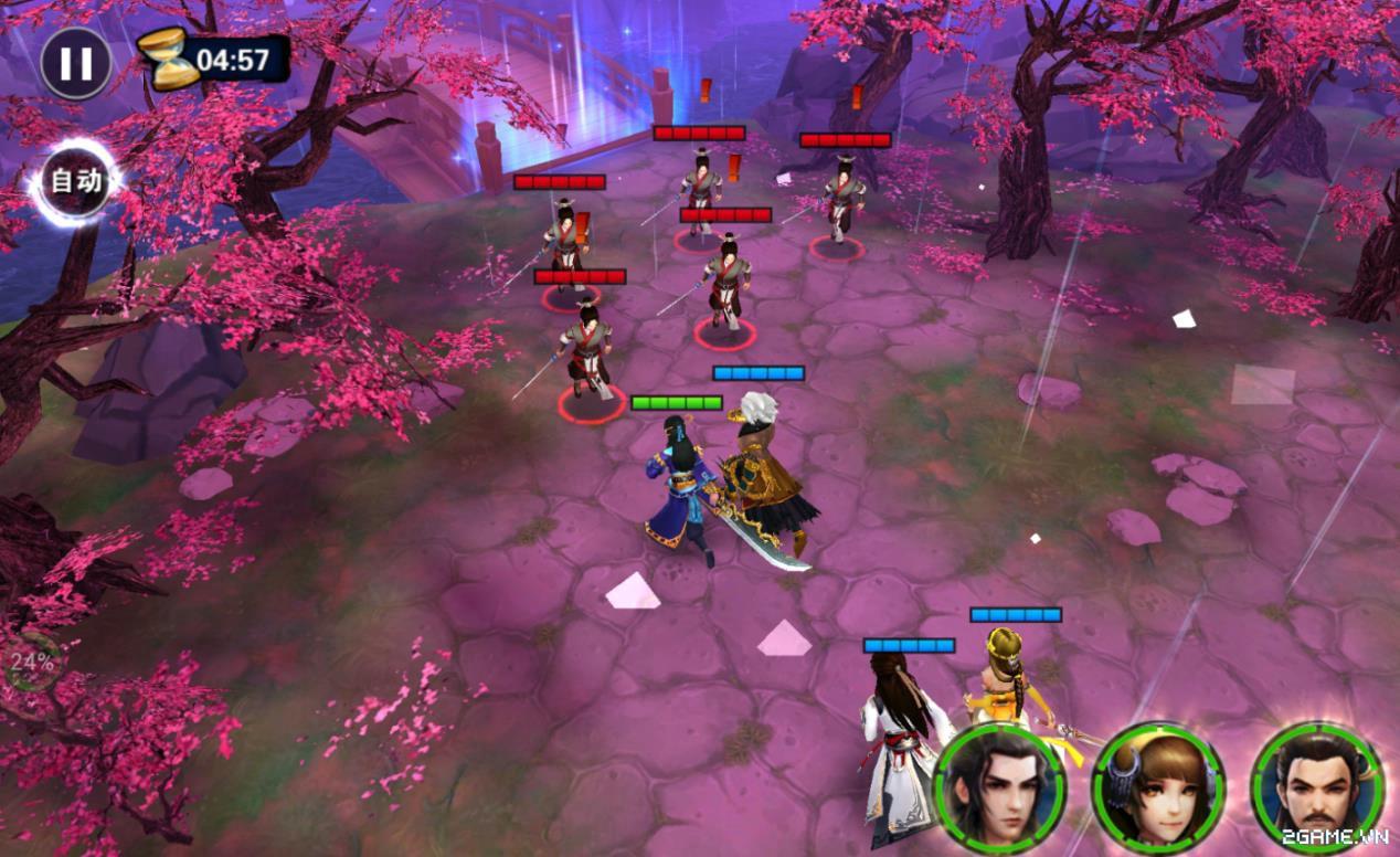12 game online vừa cập bến làng game Việt trong tháng 10/2016 2