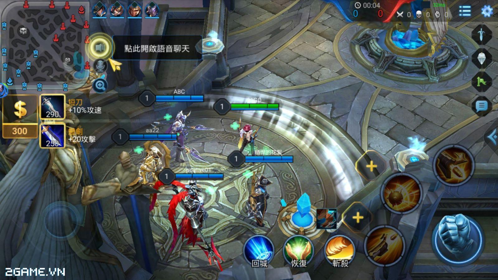 12 game online vừa cập bến làng game Việt trong tháng 10/2016 9