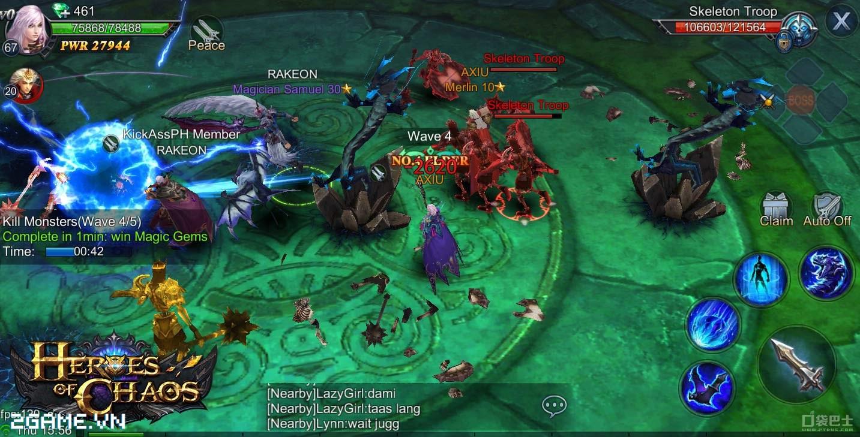 12 game online vừa cập bến làng game Việt trong tháng 10/2016 6
