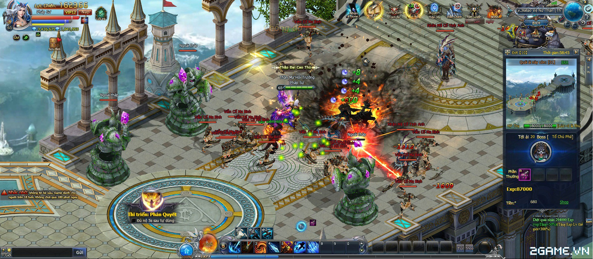 12 game online vừa cập bến làng game Việt trong tháng 10/2016 1