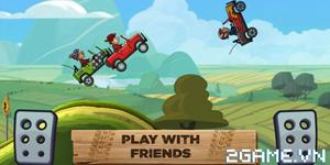 Hill Climb Racing 2 – Game mobile đua xe vui nhộn