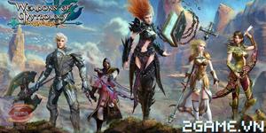 Weapons of Mythology – MMORPG 3D kết hợp phong cách MOBA thú vị