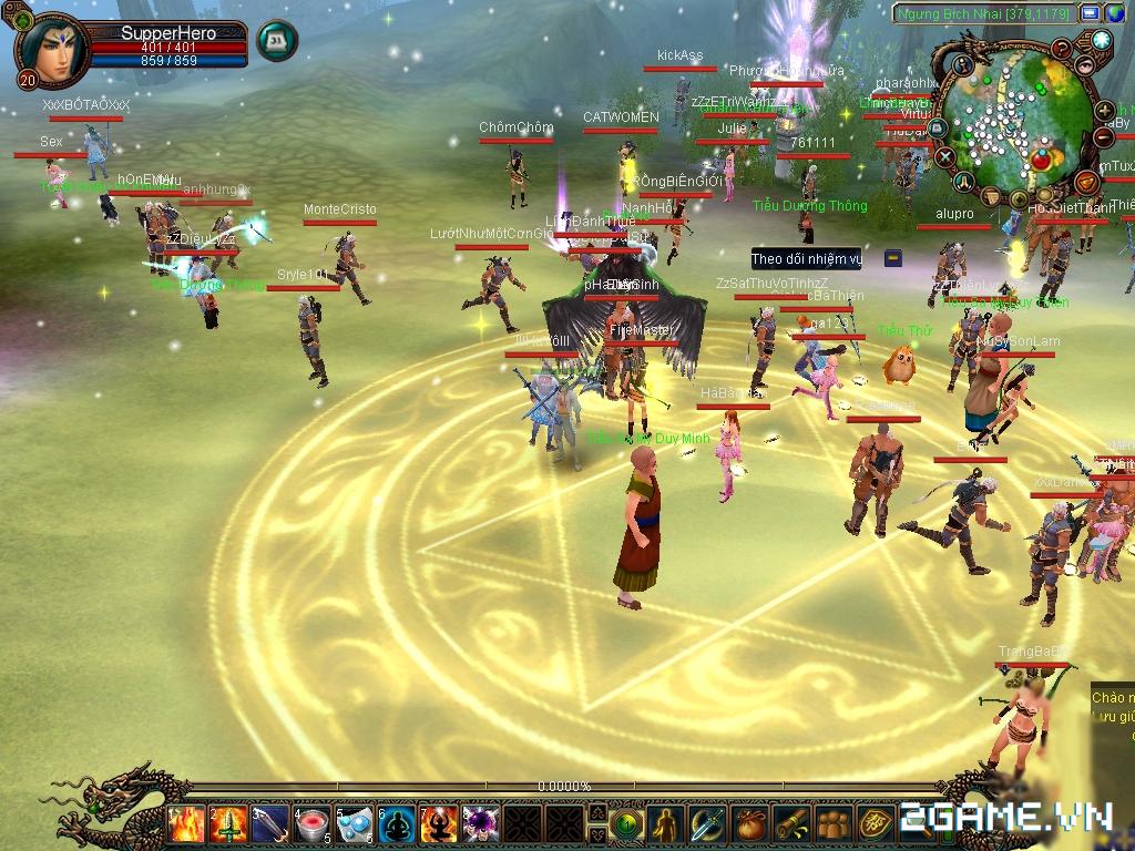 10 game online siêu cũ nhưng vẫn sống siêu tốt tại làng game Việt 9