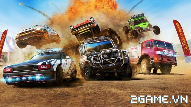 4 game mobile mới siêu khủng của Gameloft 2