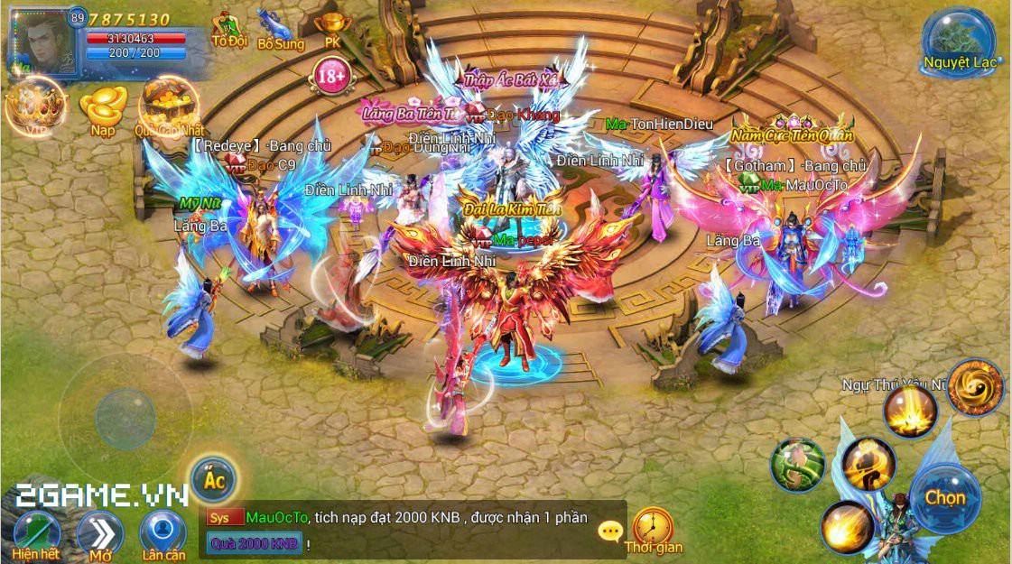 Thêm 9 game online vừa công bố lịch ra mắt tại Việt Nam vào cuối tháng 10 và đầu tháng 11 tới 1