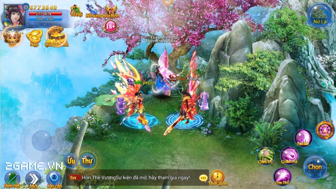 5 game online có khẩu hiệu gameplay độc nhất làng game Việt 2