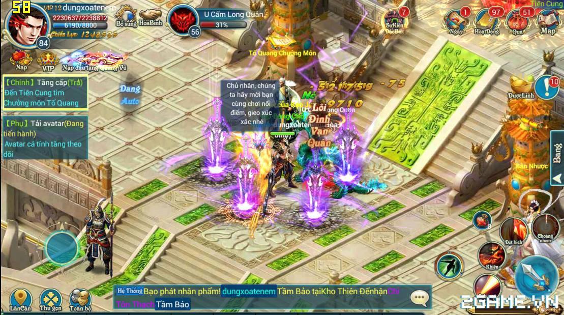 Thêm 5 game online mới nữa vừa cập bến làng game Việt 2