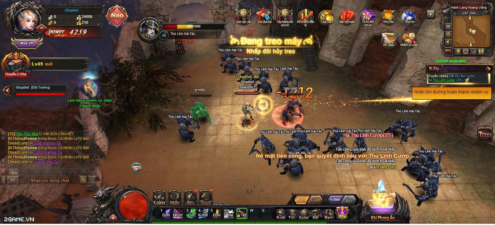 Thêm 9 game online vừa công bố lịch ra mắt tại Việt Nam vào cuối tháng 10 và đầu tháng 11 tới 3