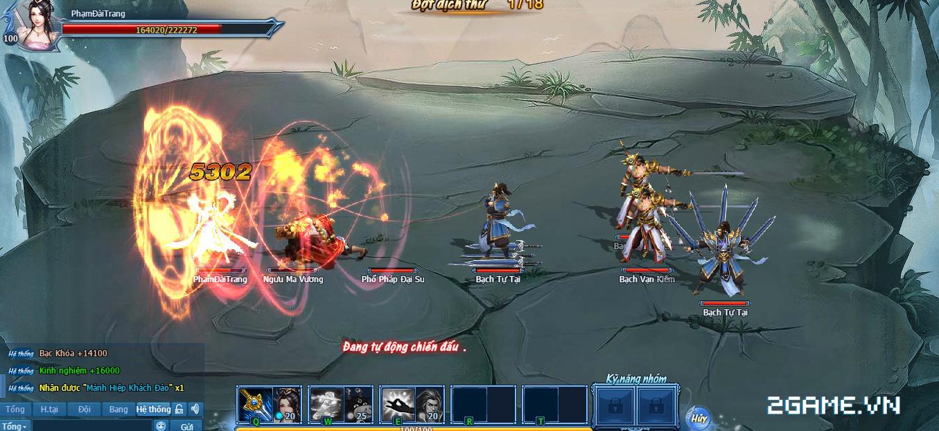 Thêm 5 game online mới nữa vừa cập bến làng game Việt 0