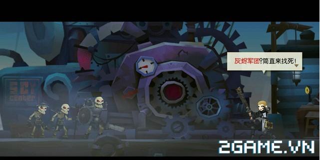 Vô Tận Viễn Chinh - gMO nhập vai màn hình ngang phong cách WoW 1