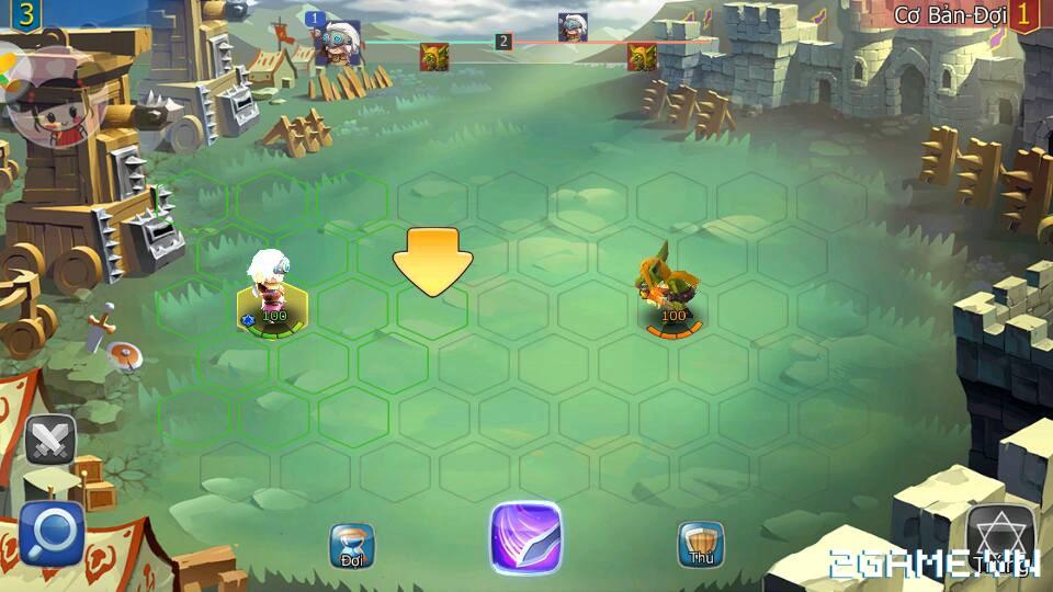 Trải nghiệm X-Hero: Game chiến thuật lai giữa Clash of Clans và Heroes III là đây! 13