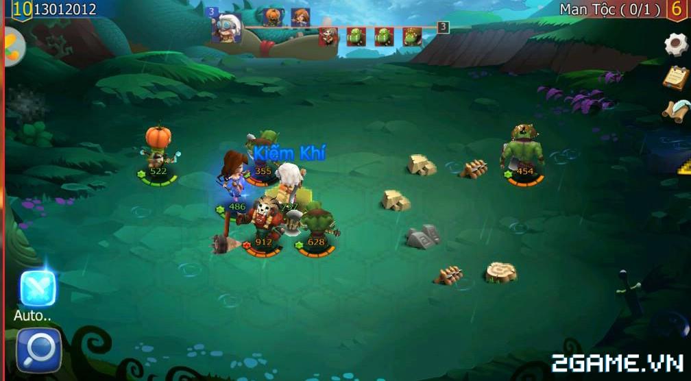 Trải nghiệm X-Hero: Game chiến thuật lai giữa Clash of Clans và Heroes III là đây! 7