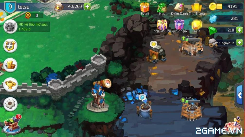 Trải nghiệm X-Hero: Game chiến thuật lai giữa Clash of Clans và Heroes III là đây! 16