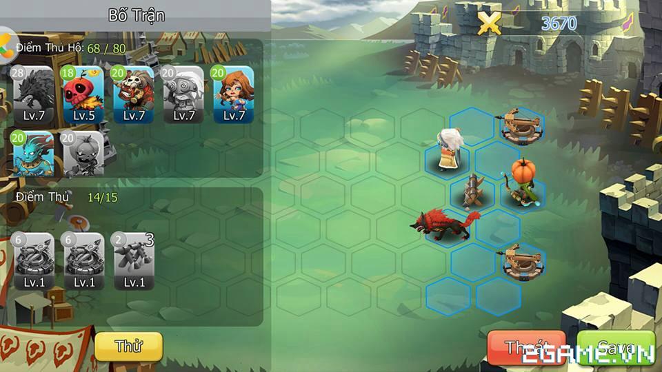Trải nghiệm X-Hero: Game chiến thuật lai giữa Clash of Clans và Heroes III là đây! 10