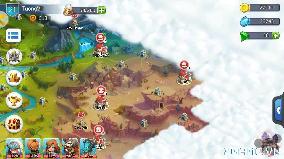 Trải nghiệm X-Hero: Game chiến thuật lai giữa Clash of Clans và Heroes III là đây! 1