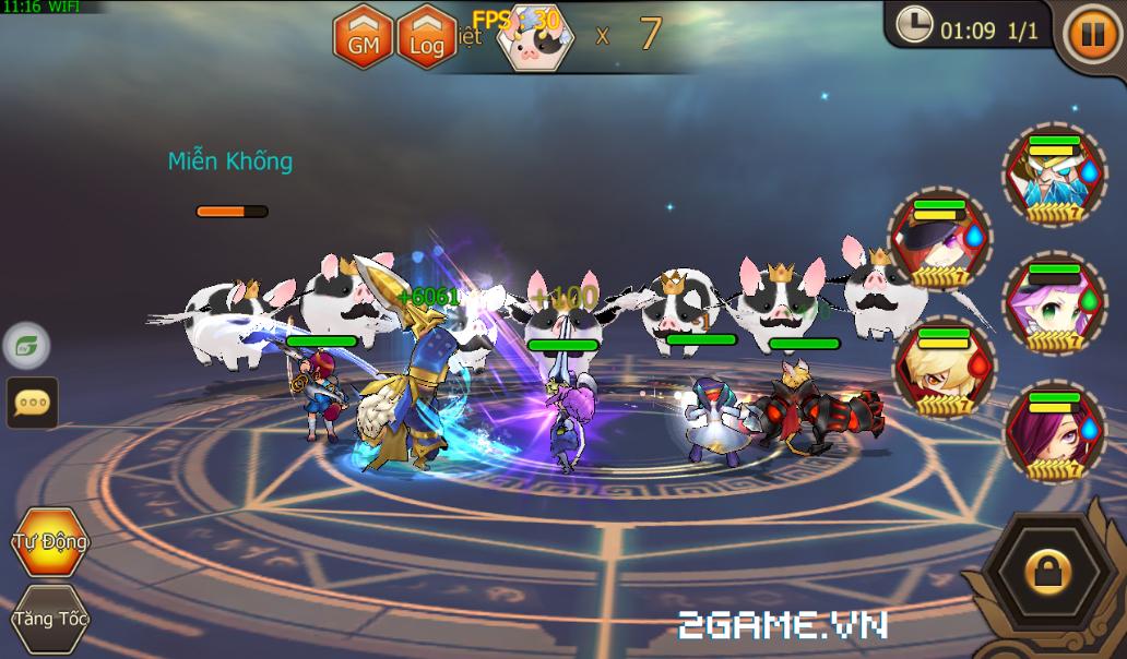 7 game online mới tinh vừa cập bến Việt Nam 6