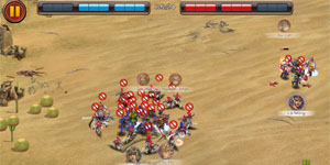 5 game mobile online chiến thuật thời gian thực mà bạn nên thử qua
