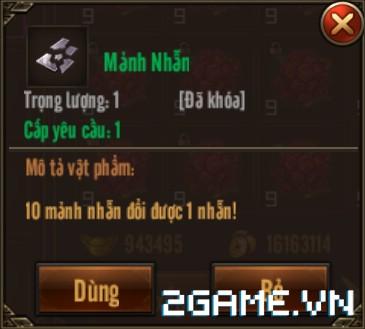 Võ Lâm Returns - Tính Năng Ghép 5