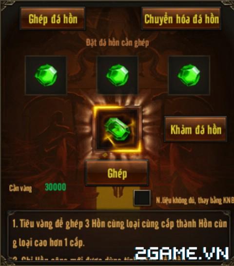 Võ Lâm Returns - Tính Năng Ghép 7