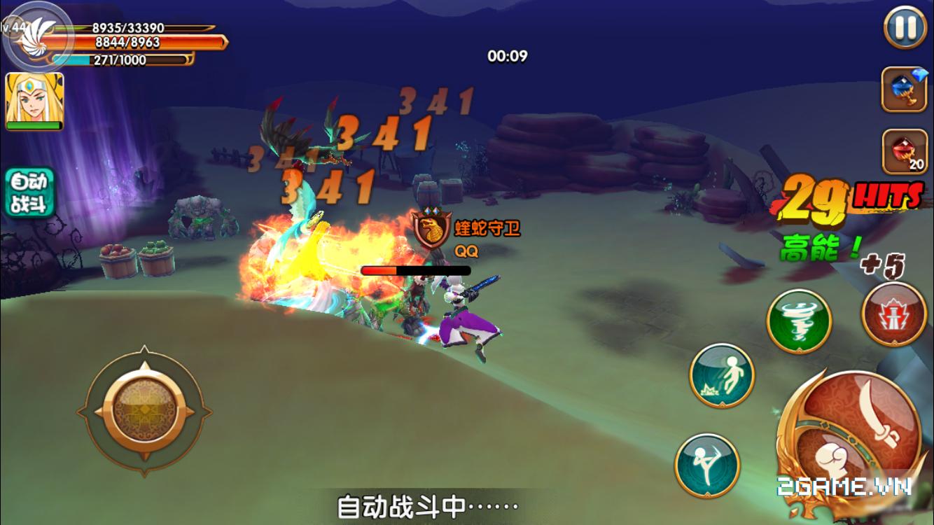 Game mới 34 Chiến Ký đã Việt hóa xong sẵn sàng tới tay game thủ