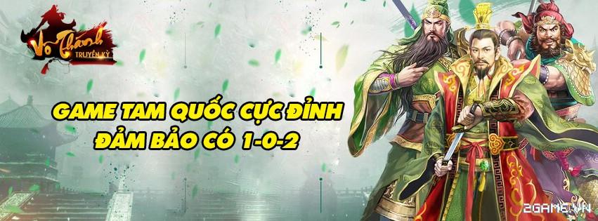 Võ Thánh Truyền Kỳ cập bến làng game Việt 0