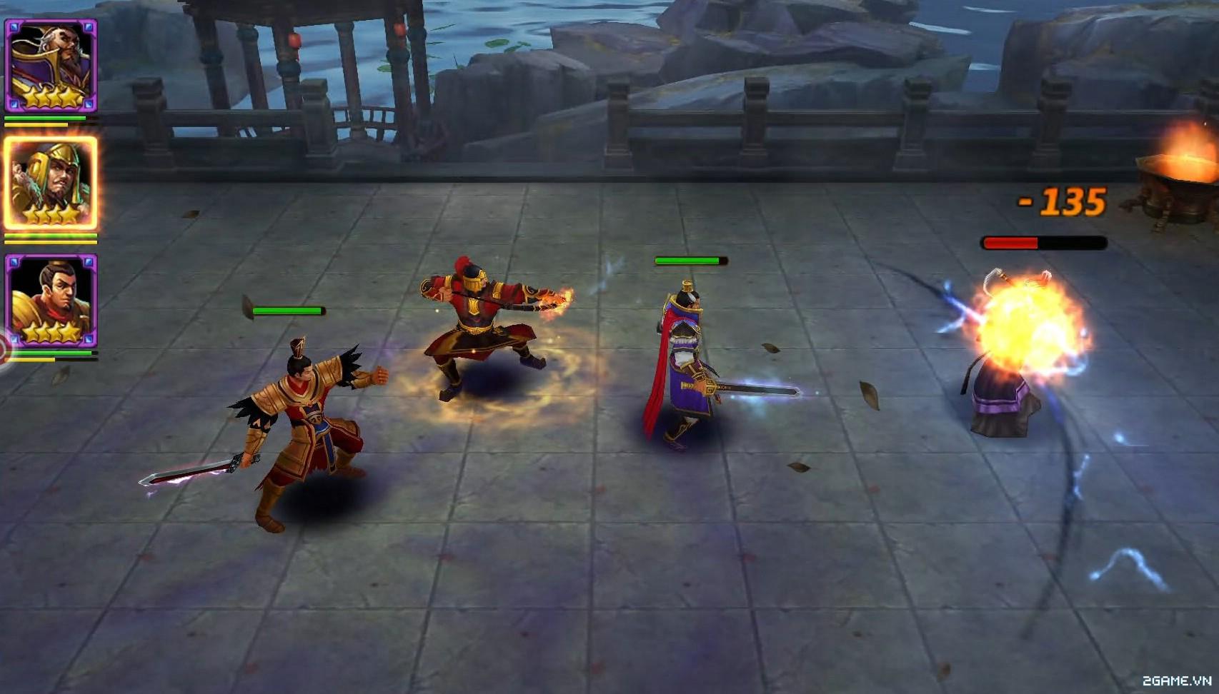 Võ Thánh Truyền Kỳ cập bến làng game Việt 1