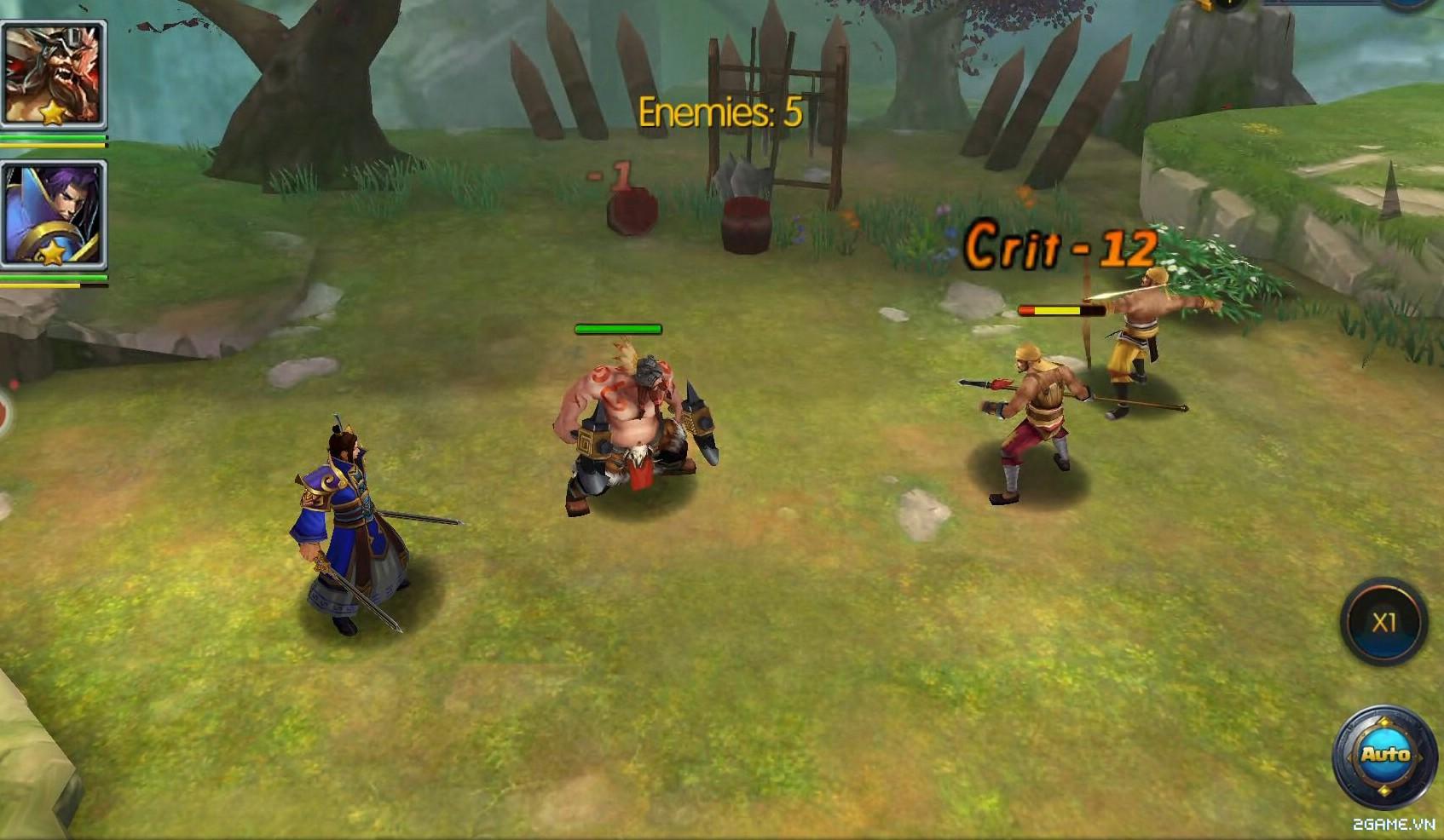 Võ Thánh Truyền Kỳ cập bến làng game Việt 2