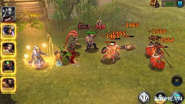 Võ Thánh Truyền Kỳ cập bến làng game Việt 3